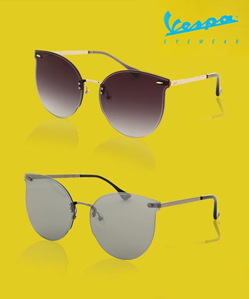 eee752f81894c1 Elegante en trendy cat-eye zonnebrillen van Vespa